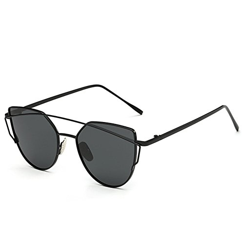 A-Roval Women Polarized Round Fashion Large Metal - Hut Store Sunglass Coupons