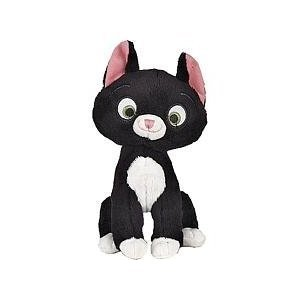 Amazon.com: Disney Bolt gato manoplas de felpa, peluche ...