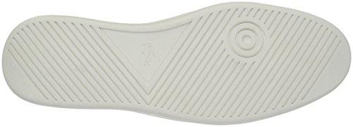 Lacoste Women's Rochelle Slip 316 1 Caw Fashion Sneaker, Light Pink, 9 M US
