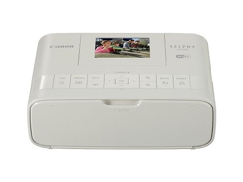 Canon Selphy CP1200 White Wireless Color Photo Printer