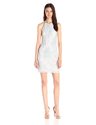 Parker Women's Jaden Dress, White, Large