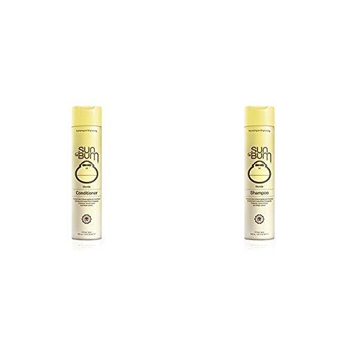 Sun Bum Blonde Formula Daily Shampoo & Sun Bum Blonde Formul