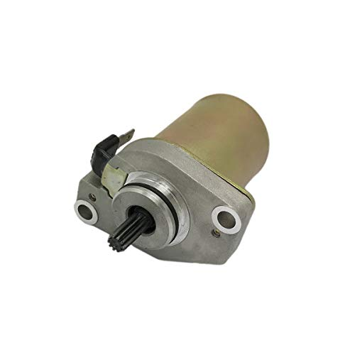 KDSG 10 Teeth OEM Electric Starter Motor for Eton Polaris Yamaha Aerox YQ 2-Stroke 50cc Engine Chinese ATV Scooter Moped