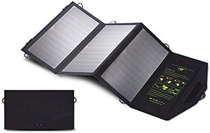 Cargador de Viaje Plegable para Acampar 5v21w Cargador Solar para ...