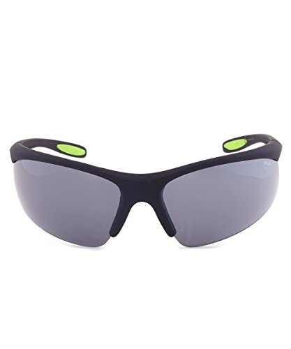 Fila Sport F1060 Wrap Sunglasses, Rubberized - Fila Sunglass