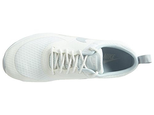 Nike Air Max Thea Txt Donna Summit Bianco / Platino Puro