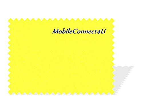 mobileconnect4u–Custodia a Litchi Grain Portafoglio per Apple Iphone 5/5G/5S Custodia Portafoglio di lusso in pelle per lato stile libro a Flip con Slot per schede con protezione di schermo e pennin