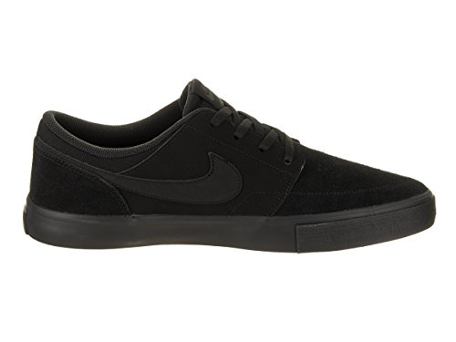 Portmore Ii Shoe Anthracite Skateboarding Sb Black Solar Men's Ankle Nike Canvas High UEwqOt