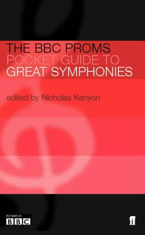 Download The BBC Proms Pocket Guide to Great Symphonies pdf epub