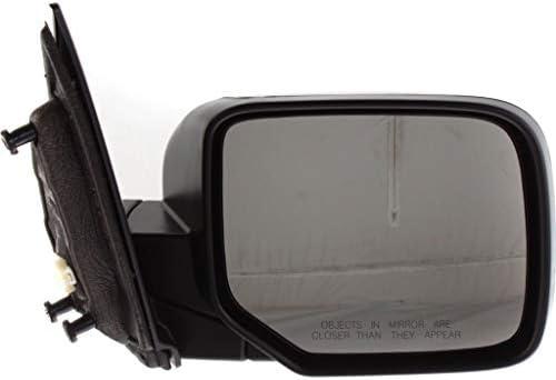 For Honda Pilot Mirror 20092015 Passenger Side Manual FoldingPowerHeatedwo Memory Signal LightPaintable HO132124876208SZAA11ZA