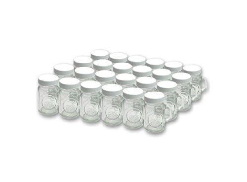 Ball 40501 canning jar salt & pepper shaker, box of 24 (4 oz each) (Ball Jar Shaker compare prices)