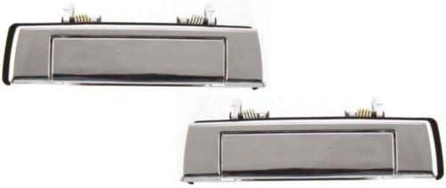 Set of Inside Door Handles Gray Left /& Right Mazda Pickup B2000 B2200 B2600