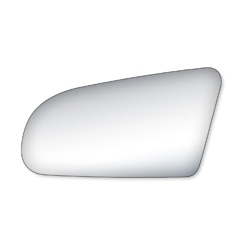 Fit System 99069 Buick/Oldsmobile/Pontiac Driver/Passenger Side Replacement Mirror Glass (Oldsmobile Delta 88 Mirror Glass)