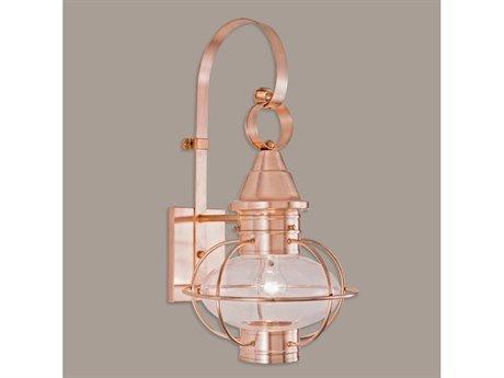 - Norwell Lighting 1612-SI-CL New Vidalia Onion - One Light Outdoor Medium Wall Mount, Glass Options: Clear Glass, Choose Finish: SI: Sienna