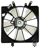 radiator fans - TYC 600380 Honda Civic Replacement Radiator Cooling Fan Assembly