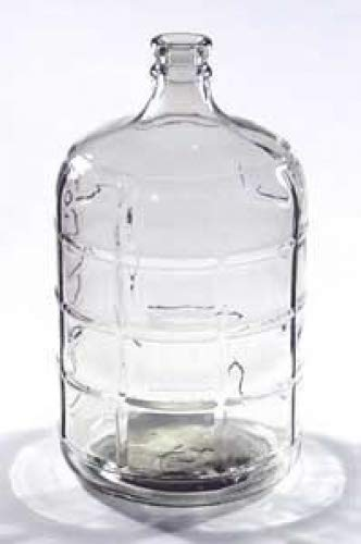 3 Gallon Glass Carboy by EC Kraus (Image #1)