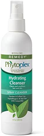 MEDLINE MSC092208 MSC092208H Remedy Phytoplex Hydrating Spray Cleanser