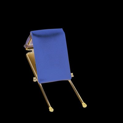 Fabrication Multi-Adjustable Quadriceps Rest by Fabrication