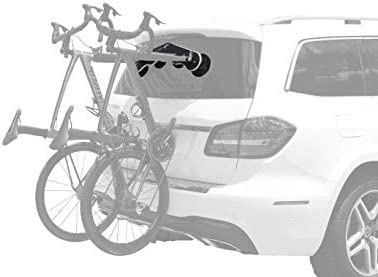 Blue Bicycle Rack Roof-Top Suction Car Rack Hitch Carrier For MTB Mountain Bike