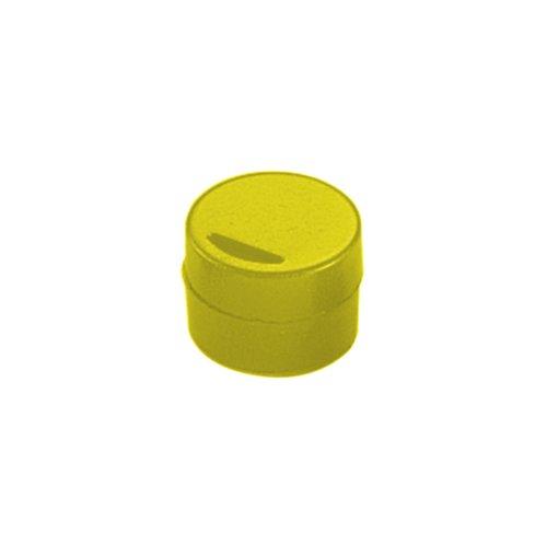 246 Insert - Nunc Yellow Polystyrene Cryocolor Code Insert (Case of 2000)