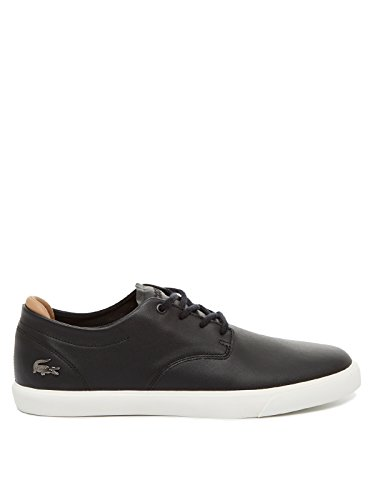 Lacoste Hombres Calzado / Zapatillas de deporte Espere 117 1 Cam negro