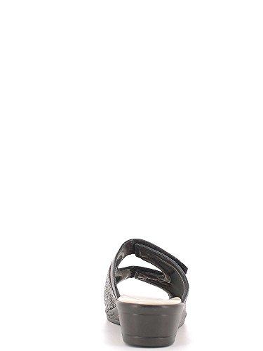 Susimoda 1401S Sandals Women Black QrMeRS