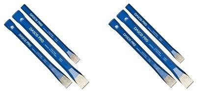 Dasco Pro 44 Cold Chisel Kit, 3-Piece Set (2-(Pack)) by Dasco Pro (Image #1)