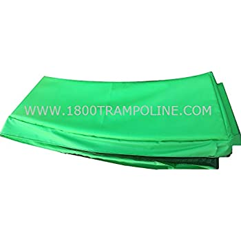 14 Round Trampoline Pad Hunter Green Made in Texas