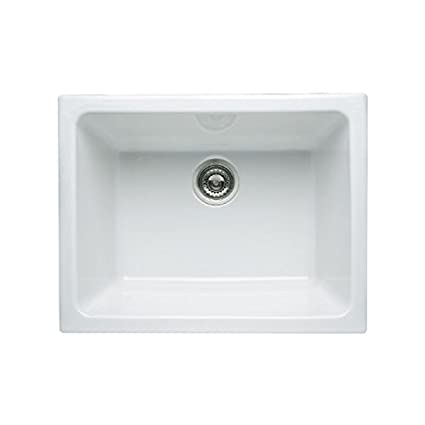 Rohl 6347-00 23-15/16-Inch by 18-1/2-Inch by 10-13/16-Inch Allia ...