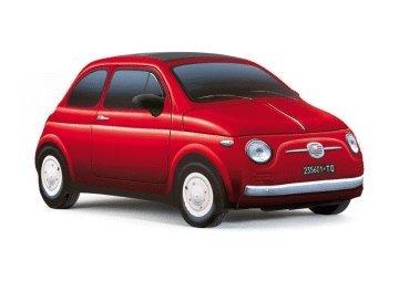 Genuine Fiat 500 Car Cover Garage Retro Amazon Co Uk Car Motorbike