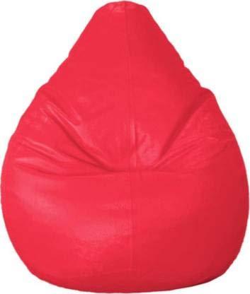 Gunj Teardrop Bean Bag Cover Pink XL