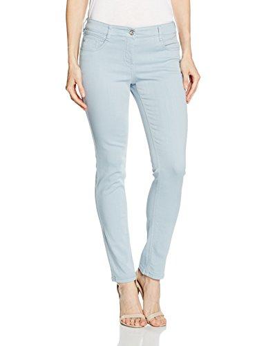 Atelier GARDEUR Zuri, Pantalones para Mujer Azul (blau 62)