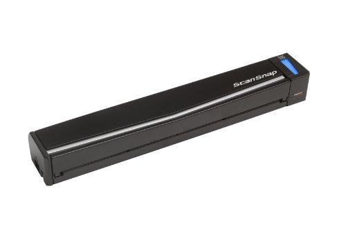 FujitsuScanSnap S1100 CLR 600DPI USB Mobile Scanner (PA03610-B005) by Fujitsu