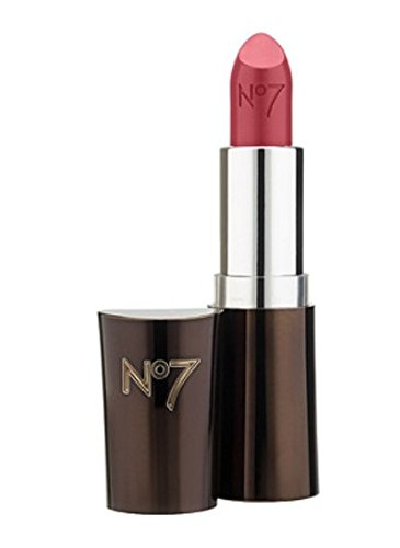 Boots No7 Moisture Drench Lipstick ~ Deep Rose 440