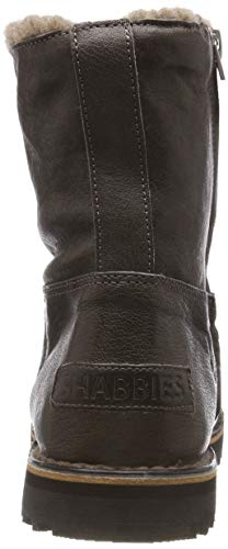 Amsterdam Grau Shabbies Femme 2057 Bottines Shs0292 Grey T7ddWq8F