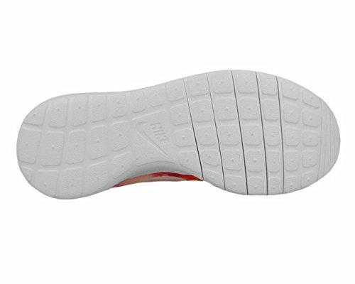 Nike Jr Rosherun Flight Weight Gs - Zapatillas Unisex Niños rosa power white 601