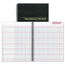 Rediform Office Products : Class Record And Roll Book, 40 Sheets, 11