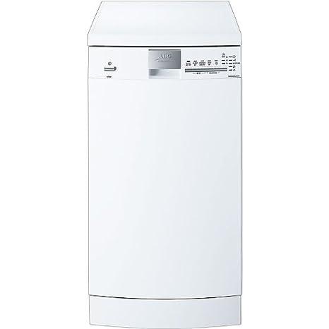 AEG Favorit 54760 - Lavavajillas (Blanco, 850 mm, 440 mm ...