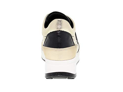 Oro Ruco1304o Ruco Cuero Line Mujer Zapatillas 7wAwxt6Pq