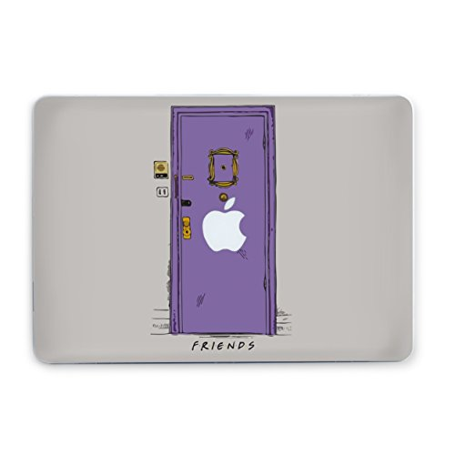 ZVStore Friends Show Iconic Monica's Door Protective Shell Print TV Classic Sleeve Plastic Hard Pro Case for Macbook (Pro 13 (A1278) (Iconic Two Light)