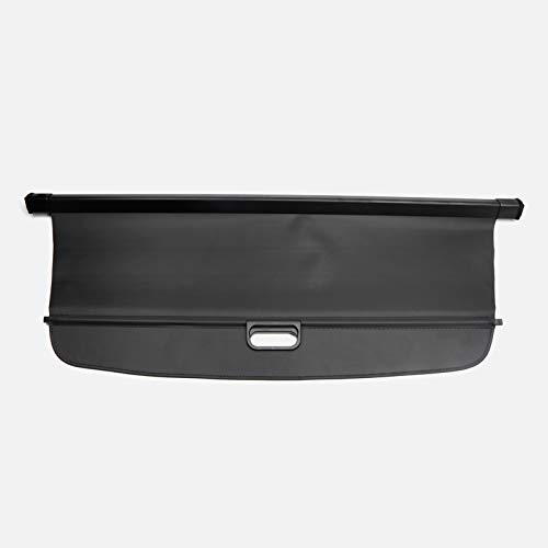 2008-2013 for Land Rover Range Rover Sport Interior Retractable Rear Trunk Cargo Luggage Security Shade Cover Black 1 Set