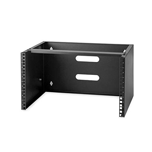 StarTech.com 12in Deep Wall Mounting Bracket for Patch Panel