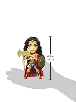 M378 6 Classic Figure Jada Toys Metals DC Comics Wonder Woman