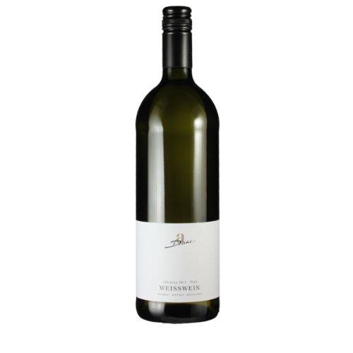 Weingut Diehl 2015er Weisswein Cuvee suess lieblich QbA (082) 1 Liter