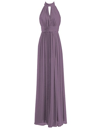 lavender and pink wedding dresses - 7