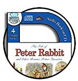 The Tale of Peter Rabbit and Other Beatrix Potter Favorites Audio Book On CD (24 of 24)