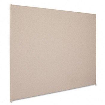 MAXON Verse Series Semi-Tackable Panel, 72w x 1d x 60h, Gray (Case of 2)