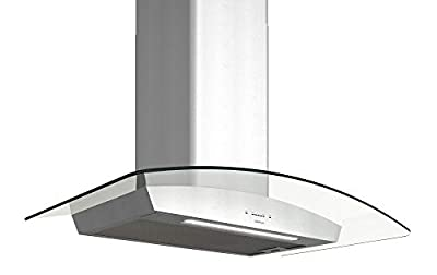 Zephyr ZRV-E30BGC 600 CFM 30 Inch Wide Wall Mount Range Hood with ICON Touch Controls, BriteStrip LED lighting and Airflow Control Technology from the Essentials Europa Collection