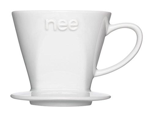 Nee Porcelain Coffee Dripper Melitta