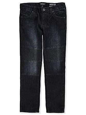 DKNY Boys' Skinny Jeans - od. Black 18